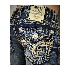 Other - New Original Mens Roc Revival Jeans Ask For SZ!